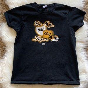 """Be My Mizzou Tiger"" Tee"